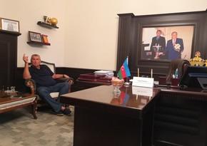 Faiq Qarayev: Evdə oturub-qalxmaqla məşq etmək olmaz