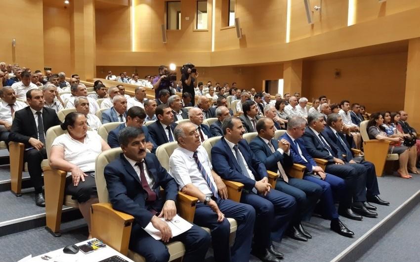 Sahibkarlığın İnkişafı Fondu 12 emal müəssisəsinə 25 mln. manat güzəştli kredit verib