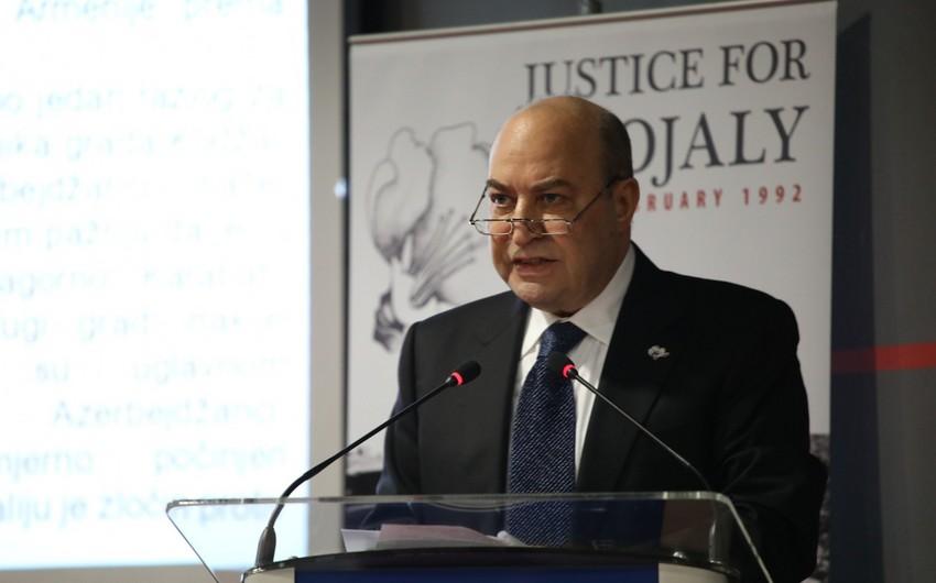Eldar Həsənov səfir vəzifəsindən azad edildi