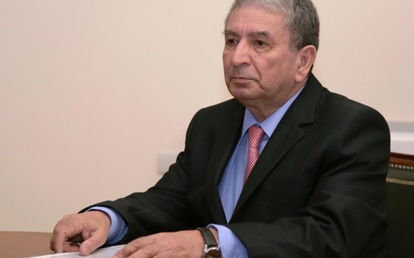 Адалят Гусейнов награжден орденом За службу Отечеству 2-й степени