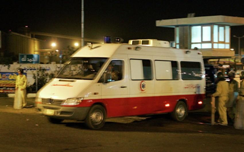 Misirdə marşrut taksi ilə yük avtomobili toqquşub: 13 nəfər ölüb, 8 nəfər yaralanıb