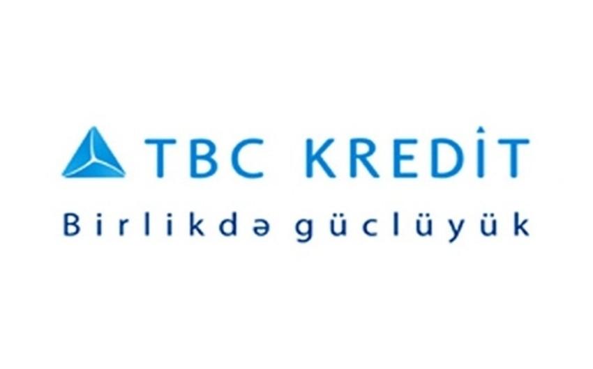 """""""TBC Credit"""" manatla istiqraz buraxır - YENİLƏNİB"""