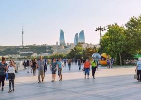 Azerbaijan's population grows in 1Q21