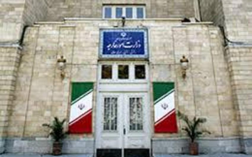 İran tankerinin saxlanılmasına görə Böyük Britaniyaya etiraz edib