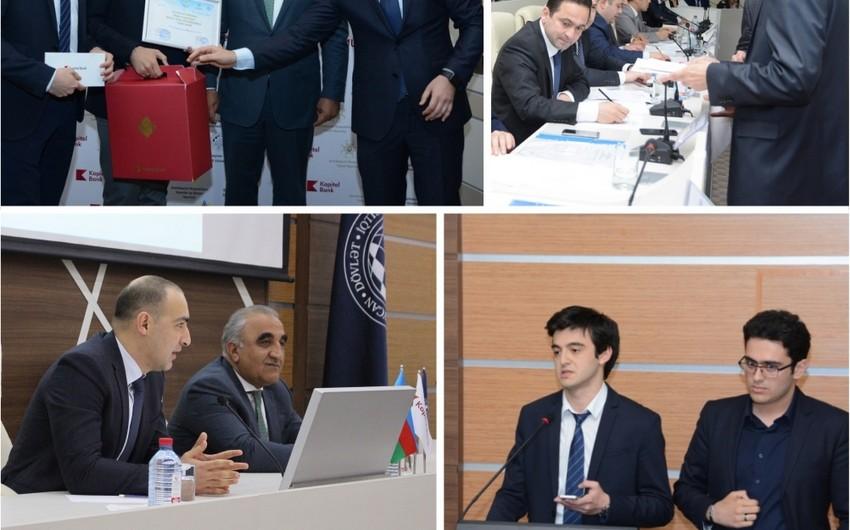 Kapital Bankın dəstəyi ilə keçirilən Made in Azerbaijan layihəsi yekunlaşıb