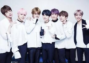 Группа BTS снова возглавили список самых упоминаемых музыкантов в Twitter