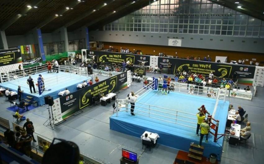 Azərbaycan boksçusu Avropa çempionatında bürünc medal qazanıb