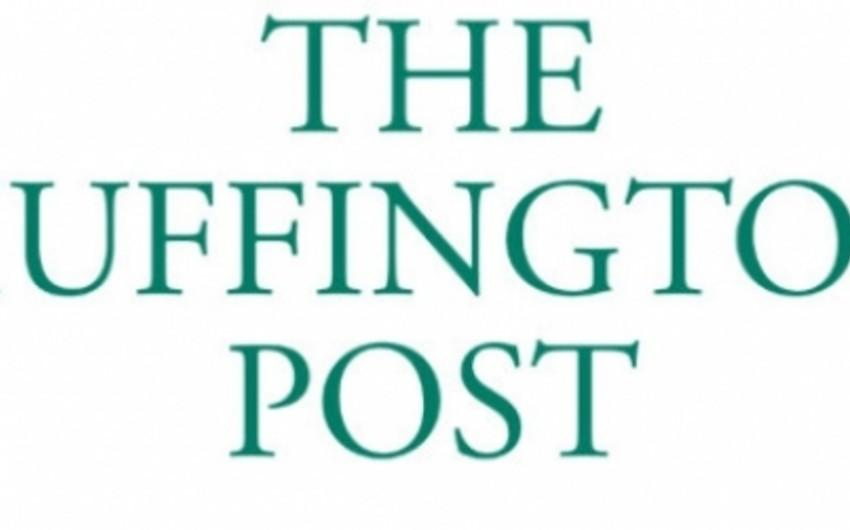 """The Huffington Post: Bakı dialoq və sülhün toplaşdığı nadir geosiyasi məkandır"""""""
