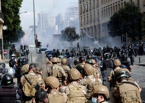 В Бейруте военные освободили здания еще двух министерств