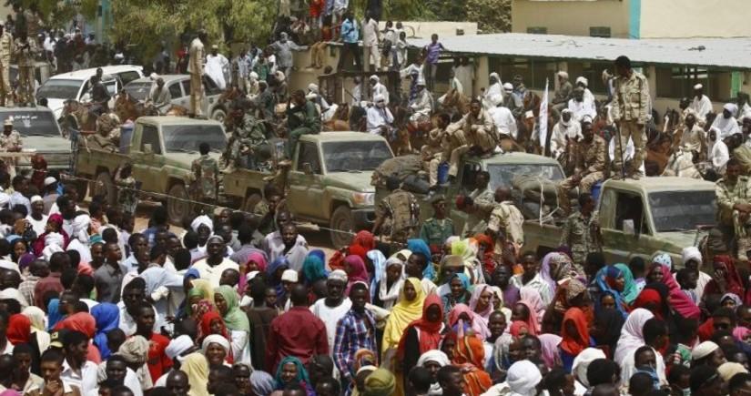 Sudanda toqquşmalar zamanı 129 nəfər öldürülüb, yüzlərlə yaralı var