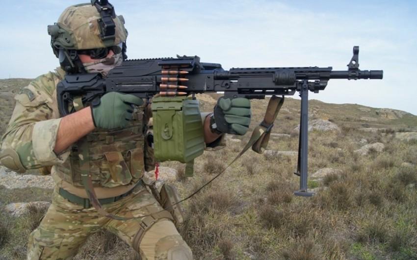 Azerbaijan starts production of machine guns