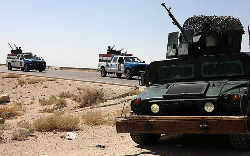 İraqda İŞİD-in 60 yaraqlısı öldürülüb