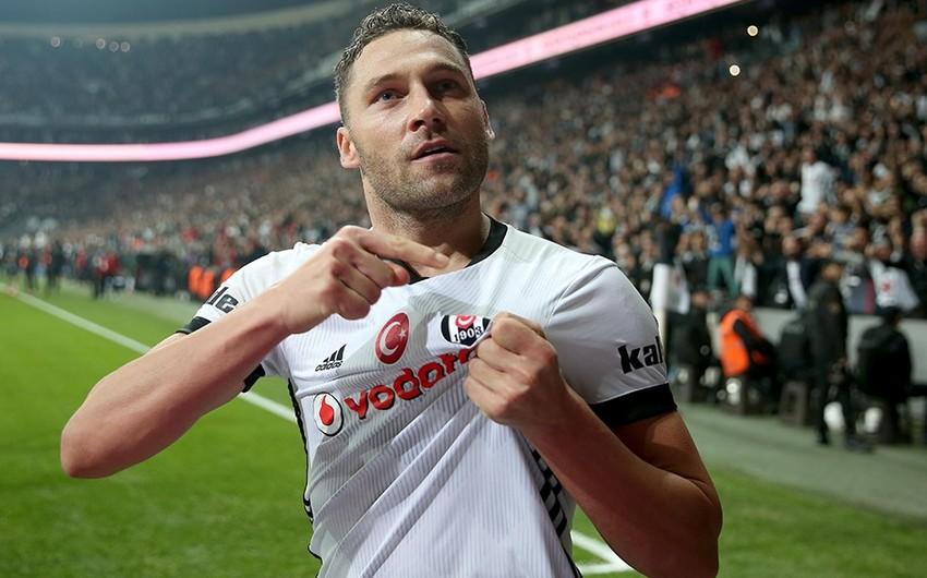 """""""Beşiktaş""""ın futbolçusu karyerasını Çində davam etdirəcək"""