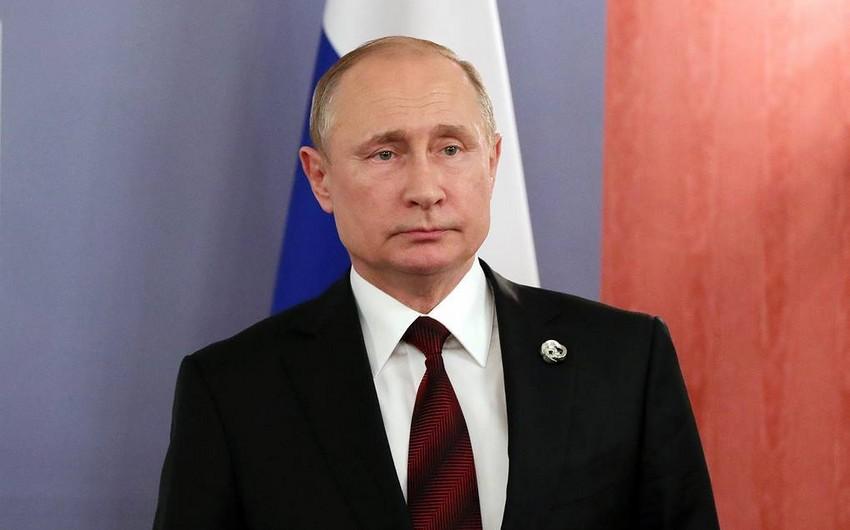 """Vladimir Putin: """"Rusiya OPEC+ çərçivəsində danışıqlara hazırdır"""""""