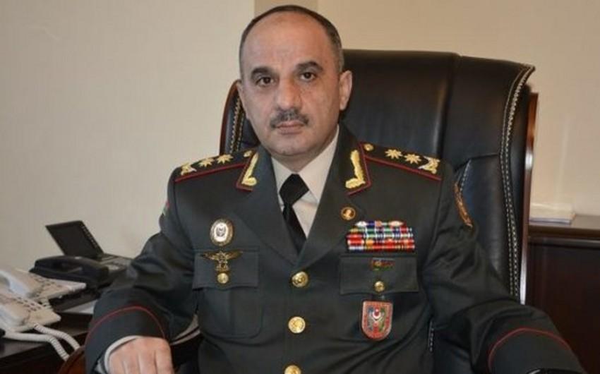 Nizam Osmanovmüdafiə nazirinin müavini, idarə rəisi təyin olunub