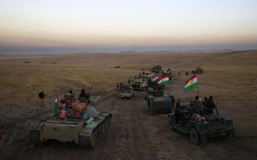 BQXK: Bir milyona yaxın insan Mosul və ətrafındakı əraziləri tərk edə bilər