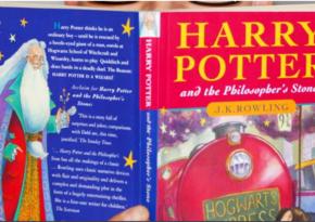 Редкое издание книги о Гарри Поттере ушло с молотка за $90 тыс.