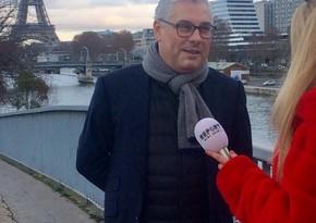 Fransanın Avropada Prospektiv və Təhlükəsizlik İnstitutunun prezidenti Emmanuel Dupuy