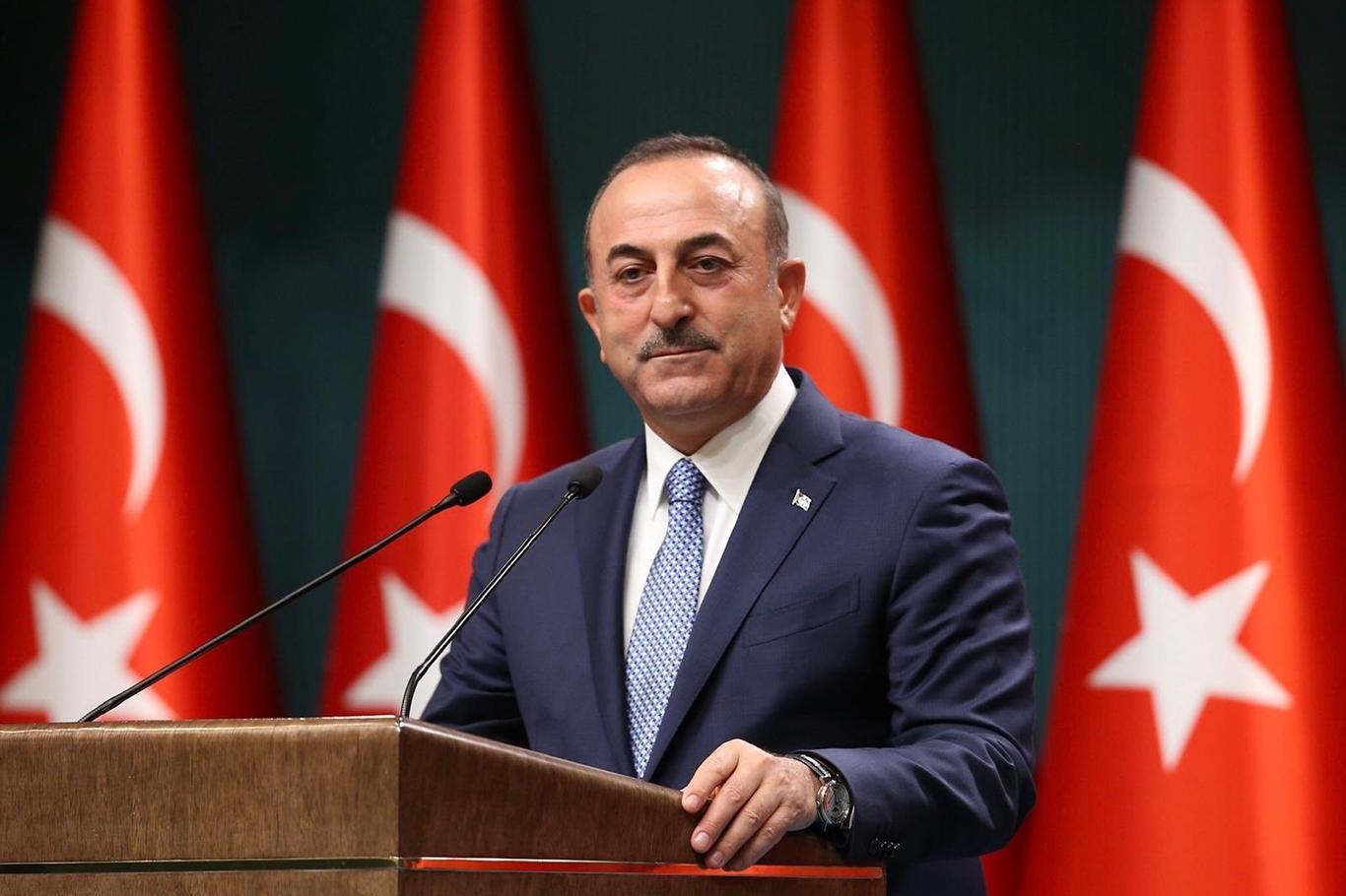 """Mövlud Çavuşoğlu: """"Can Azərbaycana canımız fəda"""""""