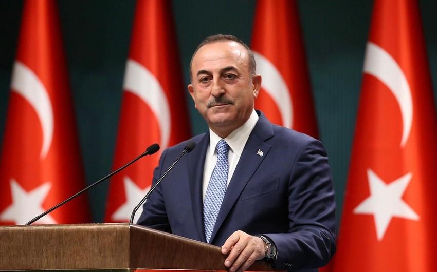 Мевлут Чавушоглу: Нам не жаль своих жизней для родного Азербайджана