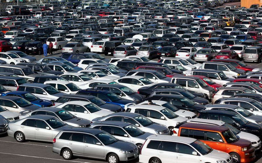 Ekspert: Azərbaycanda avtomobil bazarı sabitləşməyə başlayıb