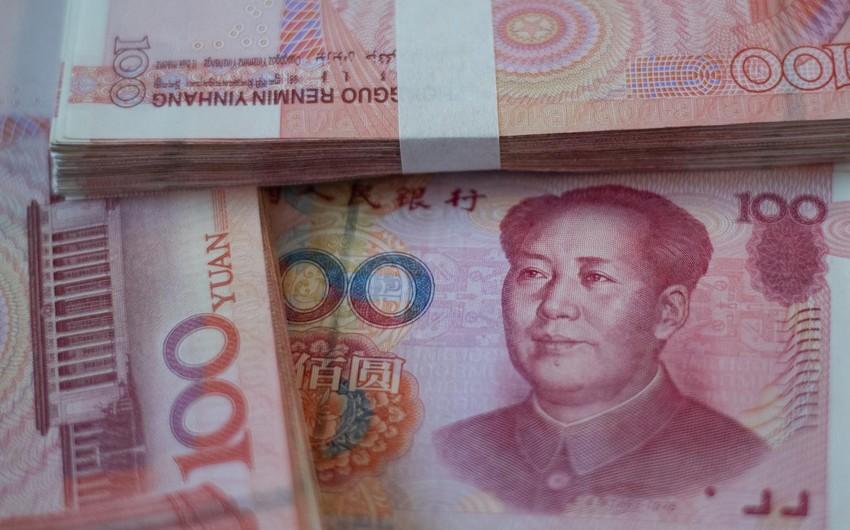 Çin yuanı dünyanın 3-cü yığım vasitəsi ola bilər