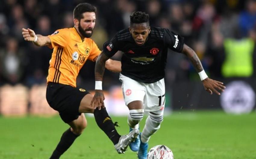 Кубок Англии: Манчестер Юнайтед обыграл Вулверхэмптон