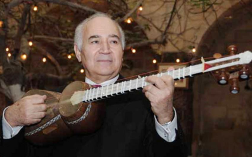Народный артист Азербайджана даст концерт за границей