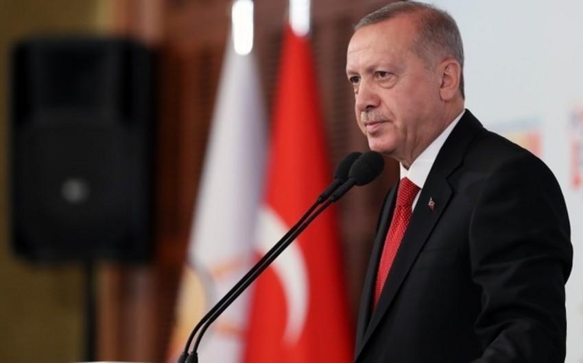 Türkiyə Prezidenti: Azərbaycanın ərazi bütövlüyünün təmin edilməsi üçün əlimizdən gələni edəcəyik