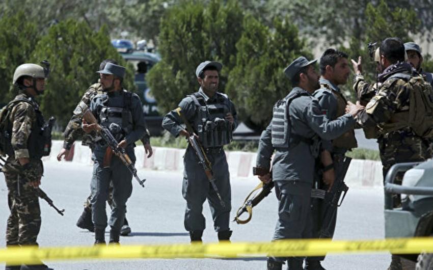 Əfqanıstanda silahlı qarşıdurma: 10 polis ölüb, 5-i yaralanıb