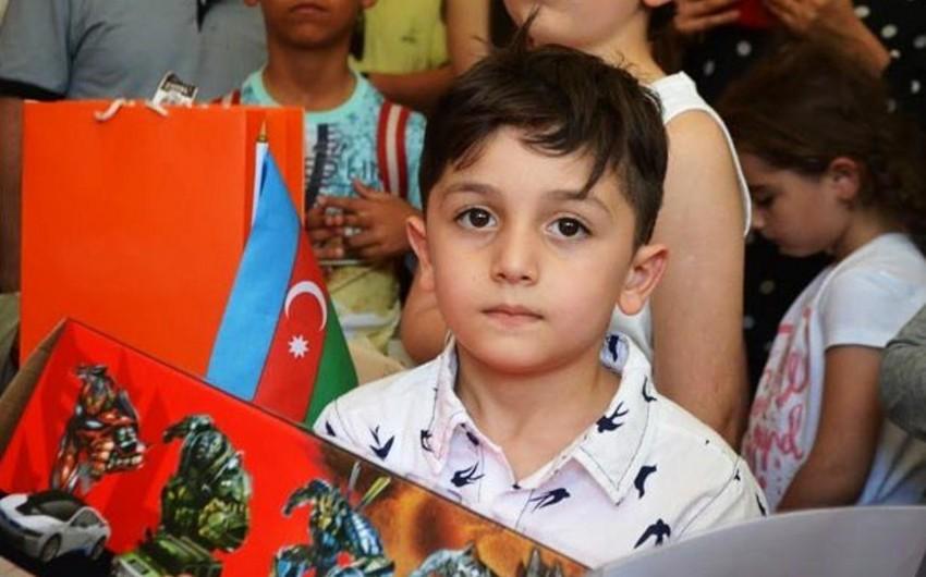 Azərbaycanın 5 yaşlı şahmatçısı yeni rekord müəyyənləşdirib