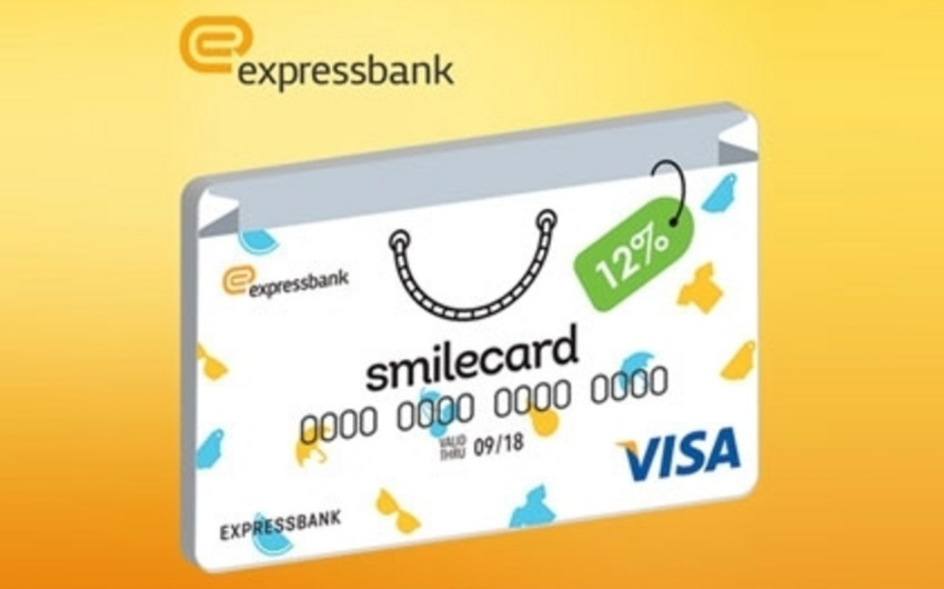 """Expressbank"" bazara yeni kredit kartı çıxarıb"