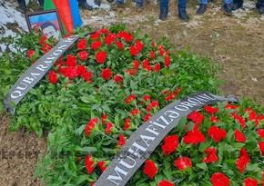 Martyr of Azerbaijani Army buried in Guba