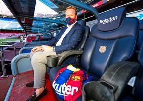 Ronald Kumanın Barselonadakı köməkçiləri açıqlandı