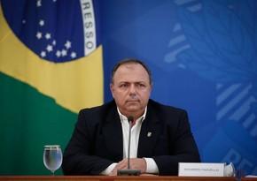 Министр здравоохранения Бразилии заразился коронавирусом