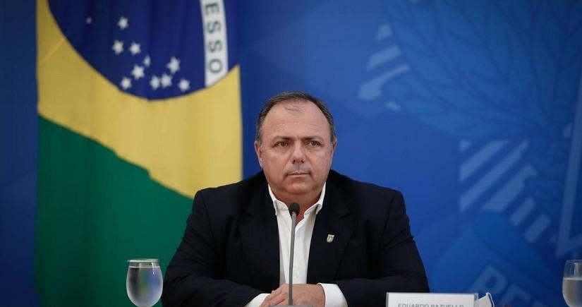 Braziliyanın Səhiyyə naziri COVID-19-a yoluxdu