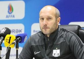 Samir Abasov: Yeni transferlərdən xoş siqnallar aldıq