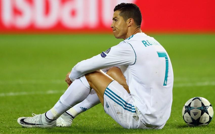 Реал предложил Роналду новый контракт, сумма отступных за футболиста составит 1 млрд