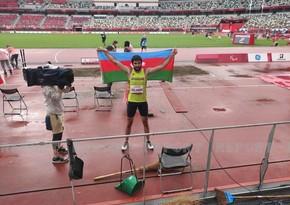 Azərbaycanlı paralimpiya çempionu: Sevincimin həddi-hüdudu yoxdur