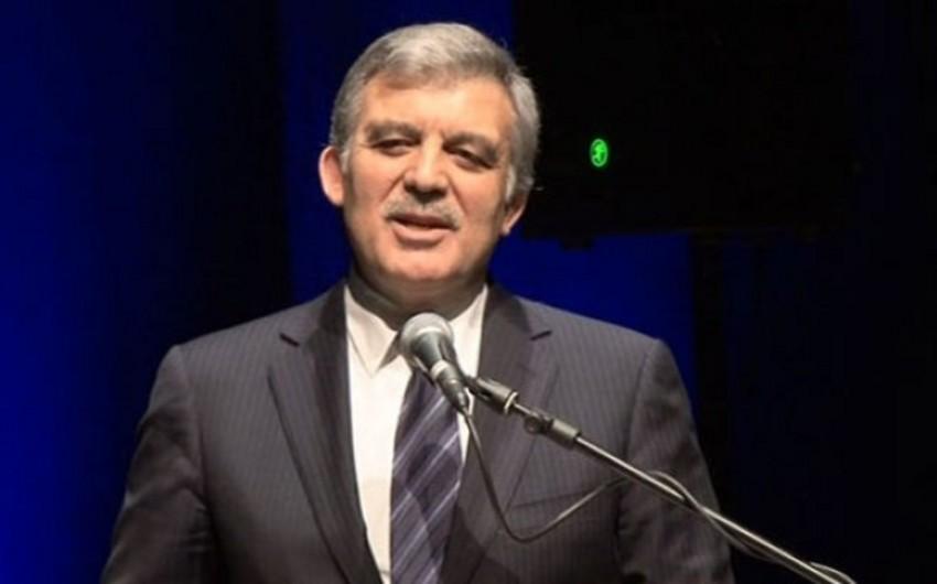 Türkiyənin 11-ci prezidenti: Ermənistanın Azərbaycan torpaqlarını 25 ildir işğal altında saxlaması qəbuledilməzdir
