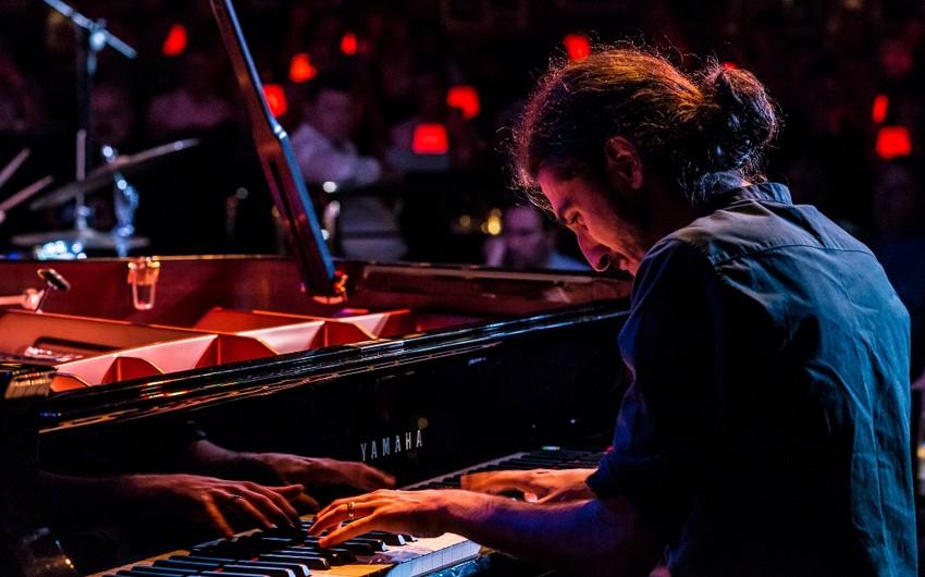 Azərbaycanlı pianoçu və caz ifaçısı Londonda konsert verib - FOTO