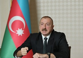 Ilham Aliyev: The blood of Khojaly victims does not remain on the ground