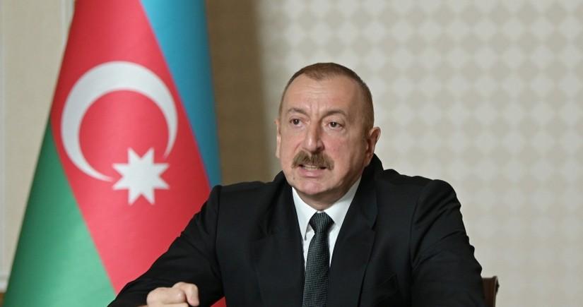 """İlham Əliyev: """"Azərbaycan regional haba çevrilib"""