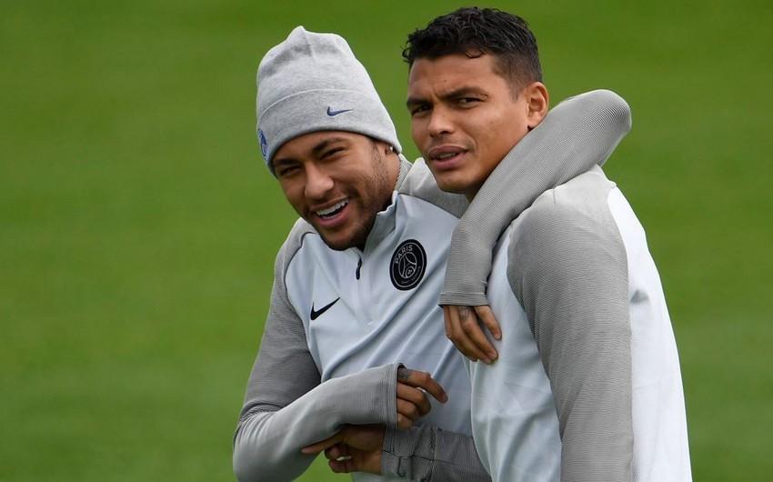 Neymar və Tyaqo Silva koronavirusa görə Braziliyaya qayıtdı