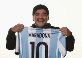 Maradonaya görə 10 nömrəli formanın ləğvi təklif olundu