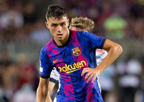 Barcelona extends contract of young player