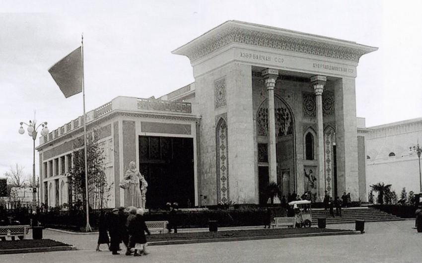 XTNS-də Azərbaycan pavilyonunun bərpası zamanı iki tarixi heykəl yenidən hazırlanacaq