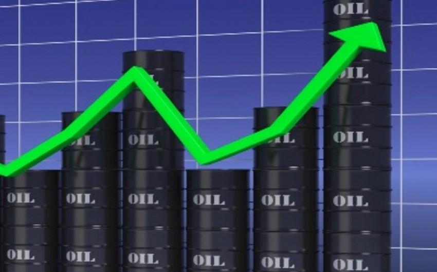 Цена нефти Brent превысила отметку в 44 доллара за баррель