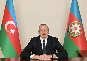 Ильхам Алиев выступит с обращением к азербайджанскому народу