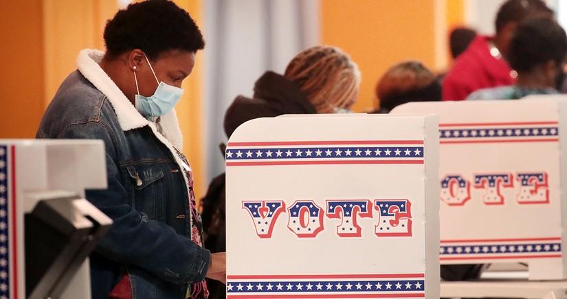 СМИ сообщили о 288 тыс. пропавших бюллетеней на выборах в США